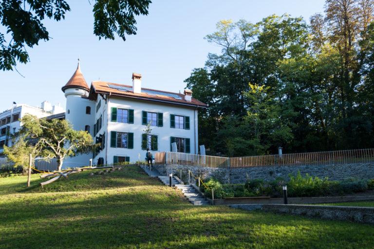 Jardin de la Maison Gubler