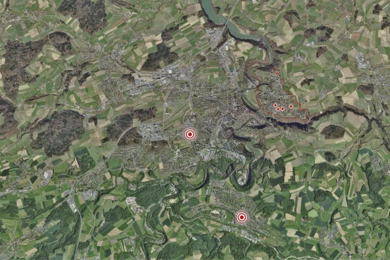 Projet modèle Espace ouvert Fribourg