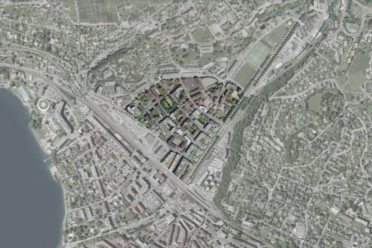 Étude urbanistique du quartier Plan-Dessus