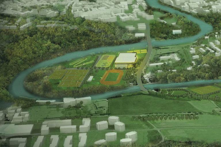 Centres sportifs de la Ville de Genève